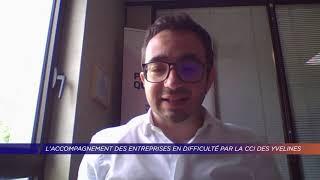 Yvelines | L'accompagnement des entreprises en difficulté par la CCI des Yvelines