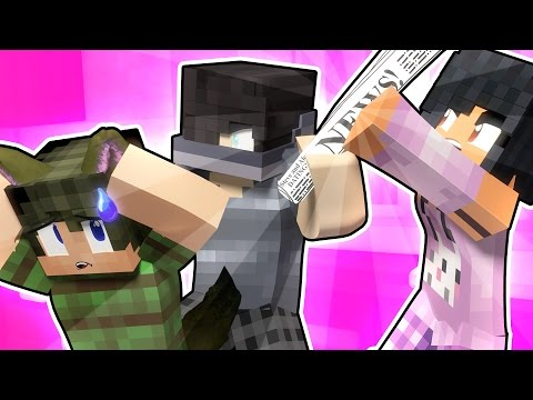 LEAVE DANIEL ALONE! | Minecraft Guess Who