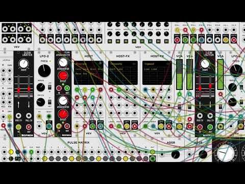 VCV Host - 1901 by Simon Bader - Using d16 VSTs in VCV Rack Mp3