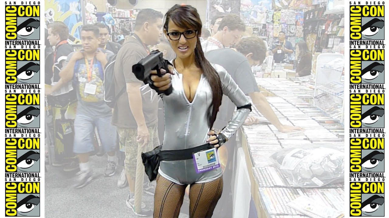Of the con girls comic Girls of