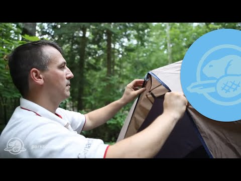 Learn to Set up a Tent