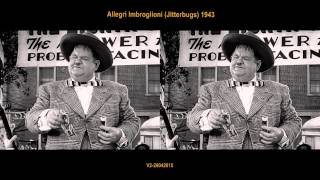 Allegri Imbroglioni (Jitterbugs) 1943 - comparison
