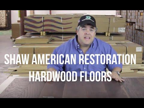 Shaw American Restoration Hardwood Floor - ReallyCheapFloors.com Sample Series
