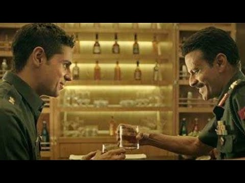 Download The Best Bollywood Dialogue By Manoj BajPai in The Movie Aiyaari with Siddharth Malhotra