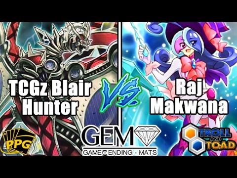 TCGz Blair Hunter (60 Card Infernoid Zoo) Vs Raj Makwana (Wind Witch Eidolon Art) Zodiac Round 2