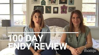 Endy Mattress Review 100 Days || Momjo Lab