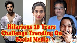 Hilarious 10years Challenge Trending On Social Media HD