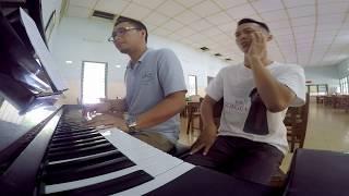 Jadikan Hatiku Istana Cintamu -  L. Putut Pudyantoro (Piano Cover) by Joko H & Andri Alpha
