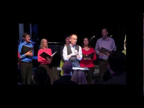 TEDxAustin - Craig Hella Johnson - Conspirare Big Sing