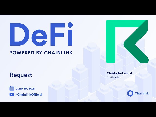 Request Network on Chainlink Live | Unlocking B2B Crypto Payments