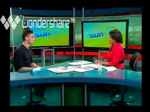 DuPreez Strauss Live TV Interview