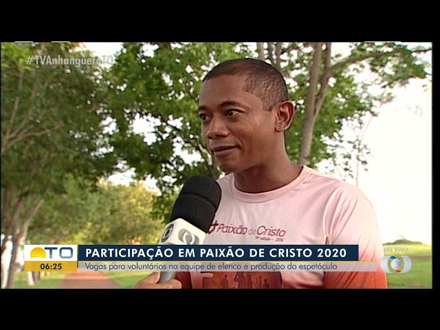 Bom Dia Tocantins desta segunda feira, 11 de novembro 2019