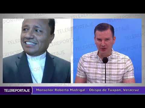Listo Mons. Roberto Madrigal para asumir diócesis de Tuxpan, Veracruz
