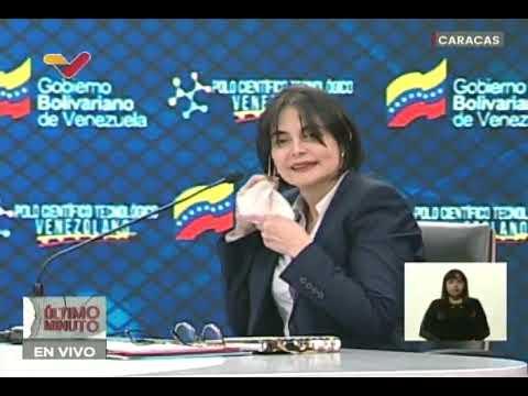 Creación del Polo Científico-Tecnológico de Venezuela con el Presidente Nicolás Maduro, 15/09/2021