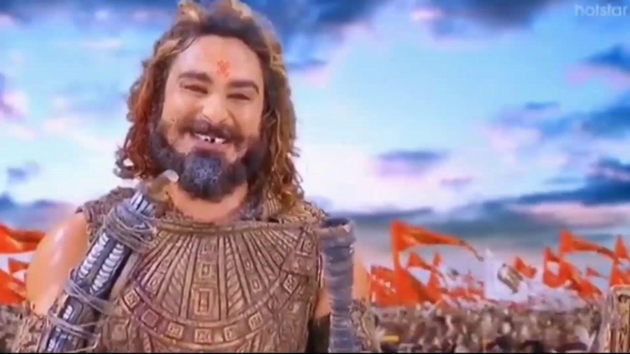 Download Sakuni Mama Funny Video , Sakuni mama funny yudh Video Mahabharat , MAHABHARAT