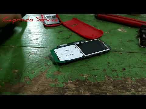 Cara Memperbaiki Hp Nokia 1800 LCD Tidak Tampil