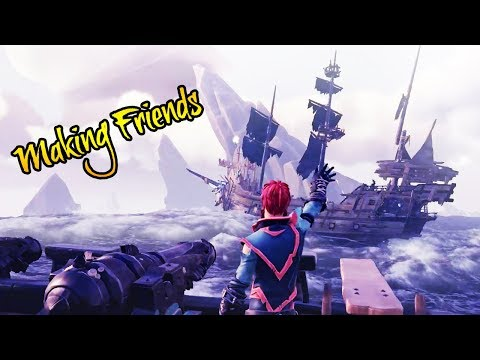 Making Friends | Sea of Thieves