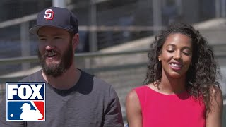 Katie Nolan previews 'Pitch' with Kylie Bunbury and Mark-Paul Gosselaar
