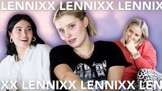 LENNIXX Hänger med P3 Star