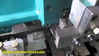 Automatic High Strength Round Chain Links Production Line (Chain Bending and Welding Machine)
