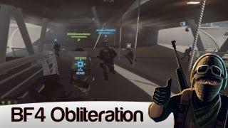 OBLITERATION Teamwork! Battlefield 4