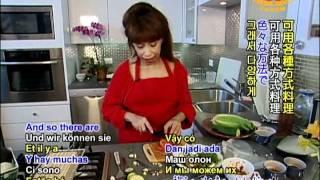 與主廚多瑞特共享純素生食野餐:夏日蔬食捲
