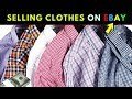 7 Easy To Find Clothing Items To Sell on Ebay For Beginners