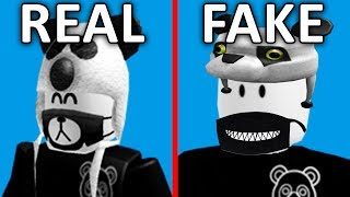 PLAYING A FAKE ROBLOX GAME!! (this is crazy)
