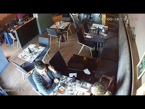 Robo en local de Sushi - Palermo Soho