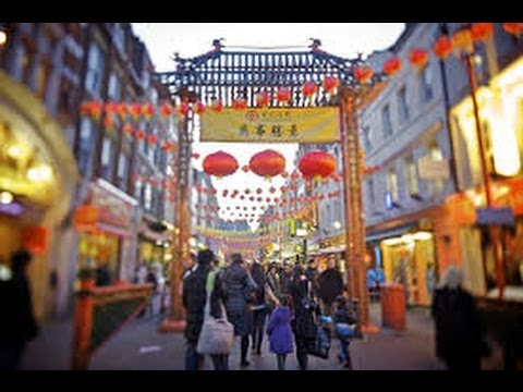 Moscow will never have a 'Chinatown'