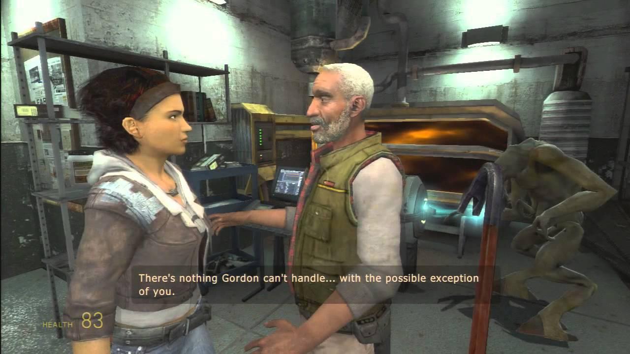 Xbox 360 Longplay 146 The Orange Box Half Life 2 Part