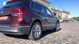 Volkswagen Tiguan з дизельним двигуном