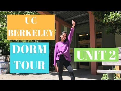 UC BERKELEY DORM TOUR!!! UNIT 2 TRIPLE
