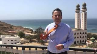 Israel ambassador to Senegal at Dakar