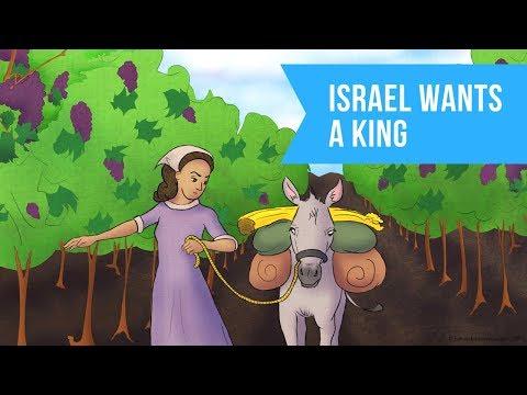 Israel Wants A King | Bible Stories Read Aloud