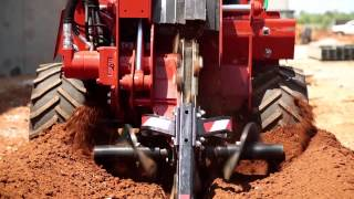 Hometown Equipment Rental Ditch Witch RT45 Ride On Trencher
