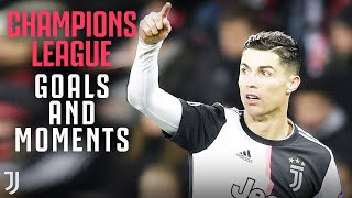 Champions League So Far 🏆 | Juventus Key Goals And Moments 2019/20 | #juveol