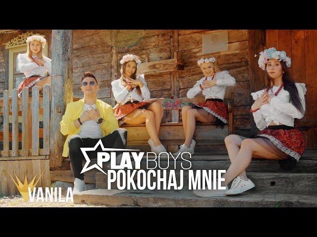 PLAYBOYS - Pokochaj Mnie (Oficjalny teledysk)