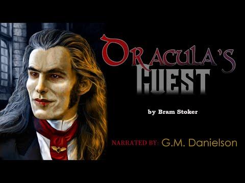 🐺 Dracula's Guest 🐺 by Bram Stoker  classic vampire horror book