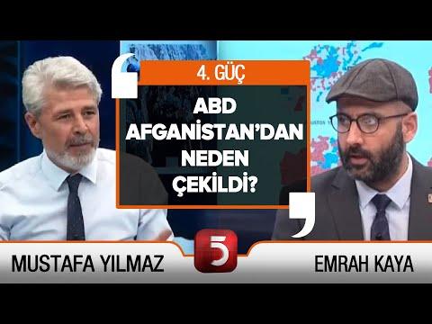 Afganistan Gerçeğinin Perde Arkası - Daniel Abdülfettah - Bülent Tokgöz - Emrah Kaya -Mustafa Yılmaz