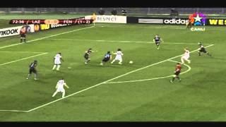 Lazio 1-1 Fenerbahçe Gol- Caner Erkin  HD