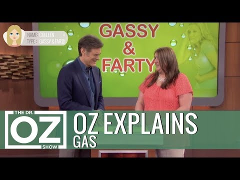 Dr. Oz Explains Gas