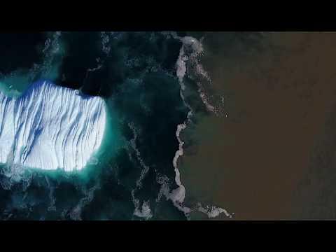 Iceberg Reveals True Size