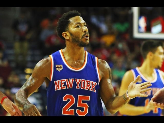 Derrick Rose Sues Woman for $70K That Claimed He Raped Her After Him & his Homies Ran a Train on her