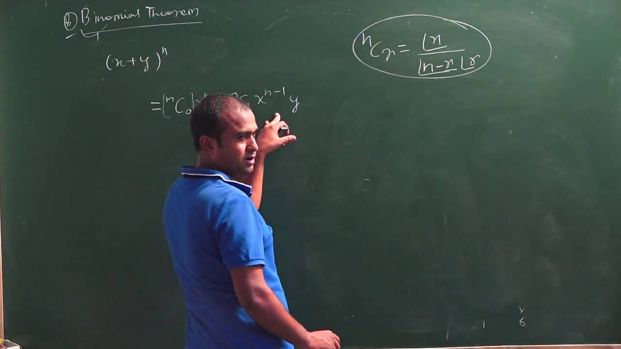 Introduction of Binomial Theorem | CBSE 11 Maths & competitive exams | NCERT Ex 8.1 intro