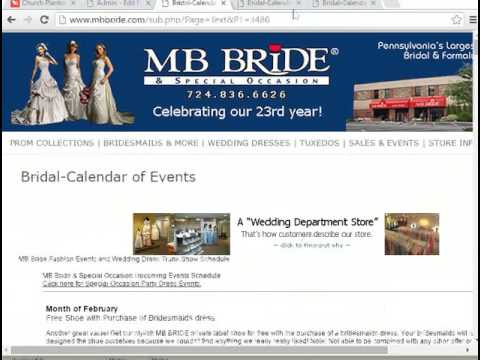 MB Bride Demo for changing banners