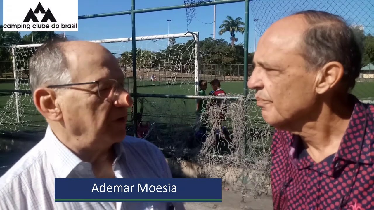6c896d370c1 Ademar Moesia - Camping Clube do Brasil - YouTube