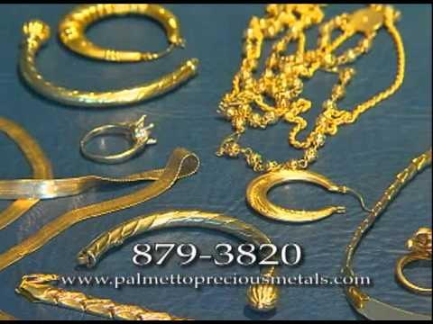 Palmetto Precious Metals - We Buy Scrap Gold