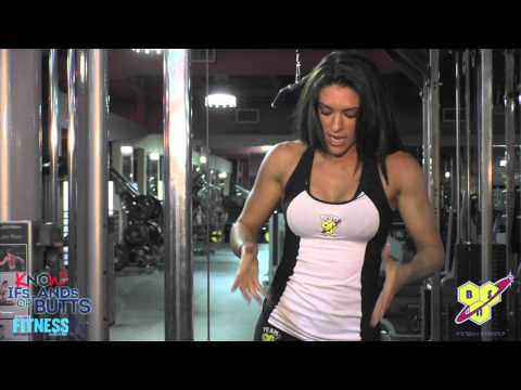 KNOw Ifs, Ands Or Butts with Amanda Latona - Episode 36: Elevated Cable Upright Row