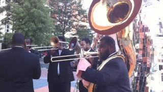 Trombone Shout Band, Charlotte, NC